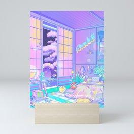 Dream Attack Mini Art Print
