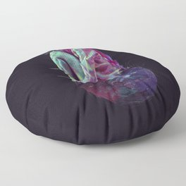 My Own World Floor Pillow