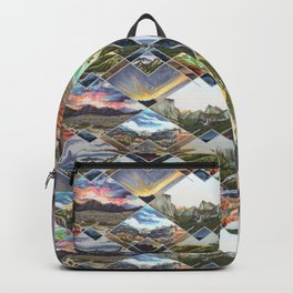Diamond Mountains Backpack