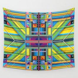 J.Series.30.Symmetrical Wall Tapestry