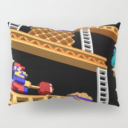 Inside Donkey Kong stage 2 Pillow Sham