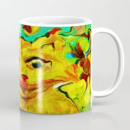 ART the cat kitten  Coffee Mug