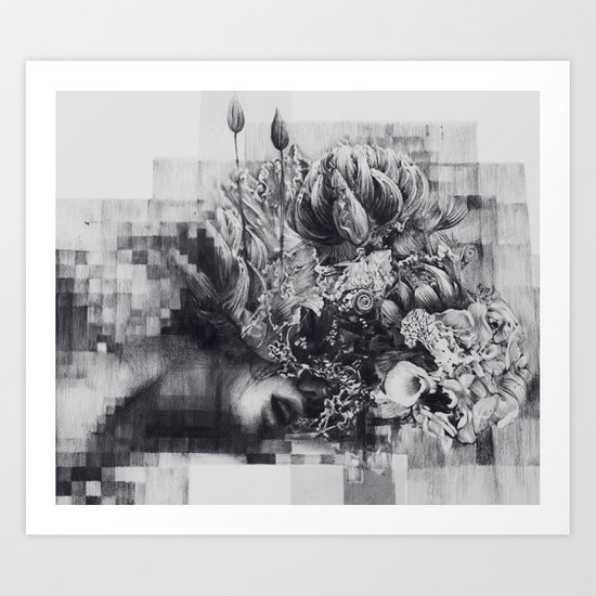 innate Art Print