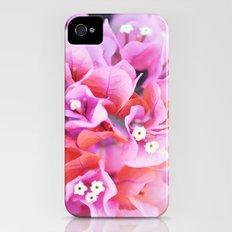 Bougainvillea iPhone (4, 4s) Slim Case
