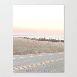 Santa Cruz View Canvas Print
