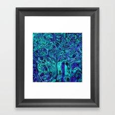 Amazing Abstract 1116C Framed Art Print