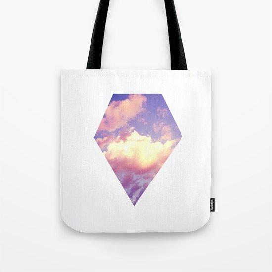 Cloudscape IV Tote Bag
