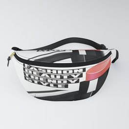 Fashion Girl Fanny Pack