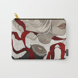The Headless Woman Carry-All Pouch