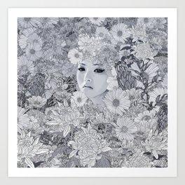 A Distance Away Art Print