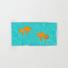 Aquarium for two Hand & Bath Towel