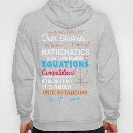 T-Shirt For Math Teacher. Gift Ideas Hoody