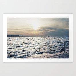 This View Art Print