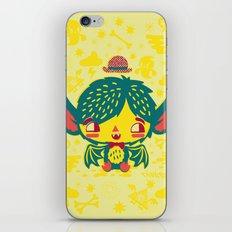 Béla Jr. iPhone & iPod Skin