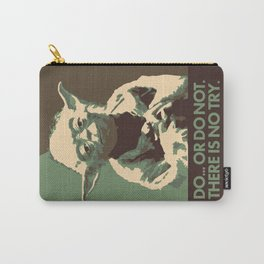 Yoda For President Carry-All Pouch