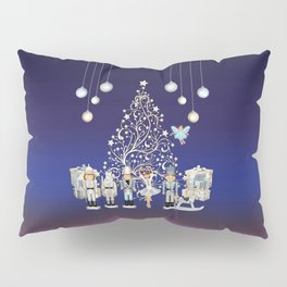 Christmas time - Nutckracker Story on Christmas eve Pillow Sham