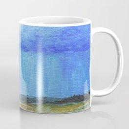 A Perfect Storm, Abstract Landscape Art Coffee Mug