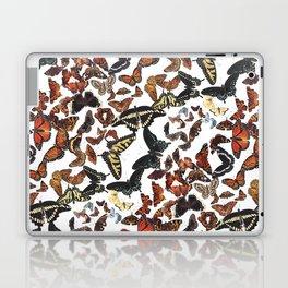Butterflies of Maine Pattern Laptop & iPad Skin