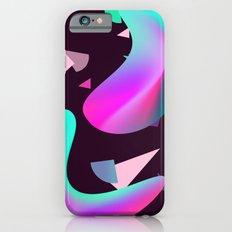 Move - gradient shape pattern iPhone 6s Slim Case
