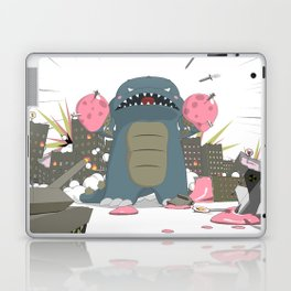Godzelato! - Series 3: Eat this! Laptop & iPad Skin