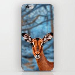 Impala Winterland iPhone Skin