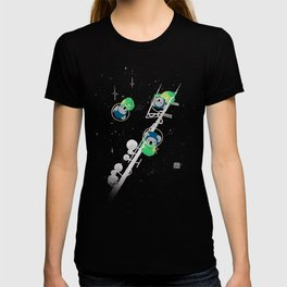 Space Koalas T-shirt
