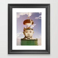 scouts honour Framed Art Print