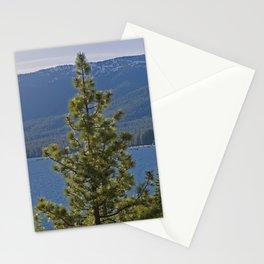 Trees + Tahoe II Stationery Cards