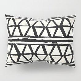 Tribal Geometric Band Pillow Sham