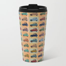 2CV pattern Travel Mug