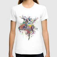 archan nair T-shirts featuring Etilazh by Archan Nair