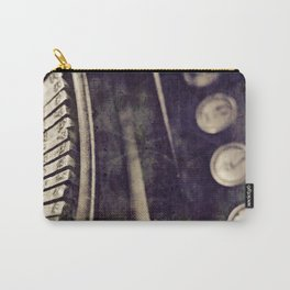 creation of a word Carry-All Pouch