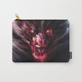 Beware the Werebear! Carry-All Pouch