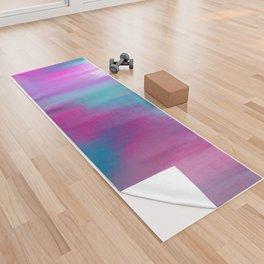 Sunset Soul Yoga Towel