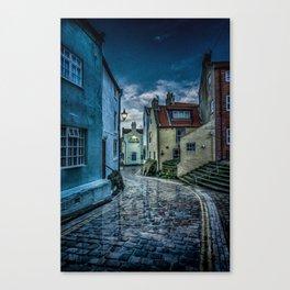 Cobbled Way Canvas Print