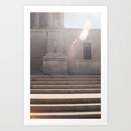 Free Mason Art Print