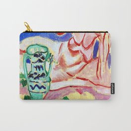 Henri Matisse Ilysus of the Parthenon Carry-All Pouch