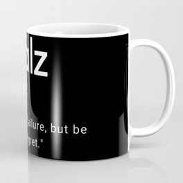 Goalz Coffee Mug