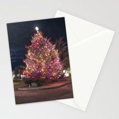 Rockport's Christmas tree 2015 Stationery Cards