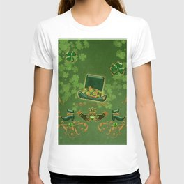 Happy st. patricks day T-shirt