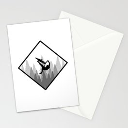 MTB TRICKZ Stationery Cards