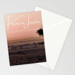 Mara Pink Dawn Stationery Cards