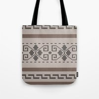 lebowski Tote Bags featuring The Big Lebowski Cardigan  by Marvelis