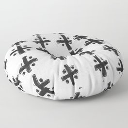 Pattern Meditation Floor Pillow