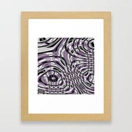 Abstract 360 Framed Art Print
