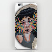 snatch iPhone & iPod Skins featuring I See In Color by Ben Geiger
