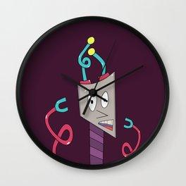 Davey Bot Wall Clock