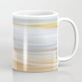 Abstract Beachscape Coffee Mug