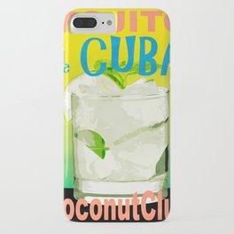Mojito de Cuba iPhone Case