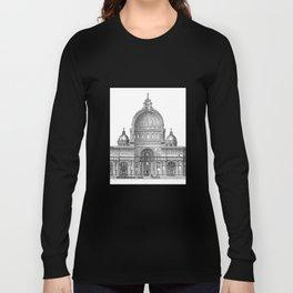 St. Peter Basilica - Rome, Italy Long Sleeve T-shirt